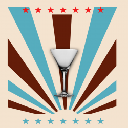Copa martini Imperial 22cl